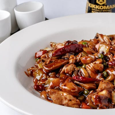 Kung Pao Chicken (Spicy)