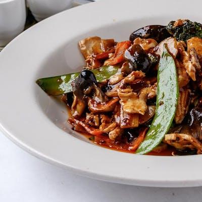 Hunan Chicken (Spicy)