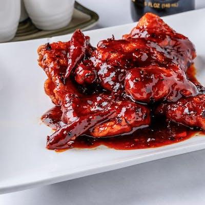 Orange Chicken (Spicy)