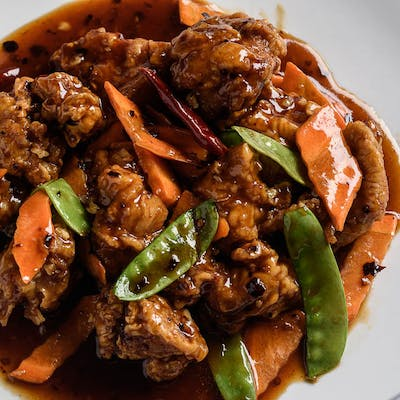 General Tso's Chicken (Spicy)