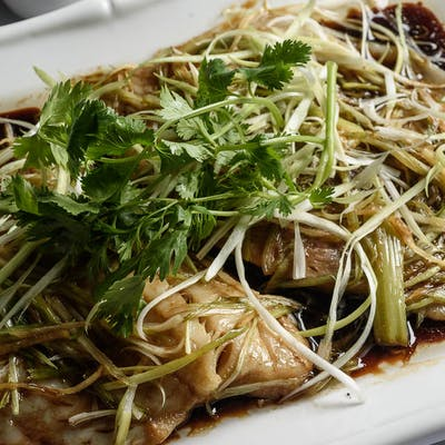 Ginger-Scallion Fish