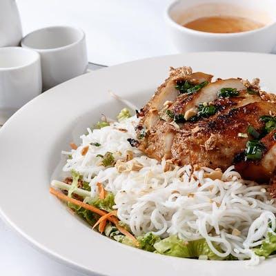 Lemon Grass Chicken V-Bowl
