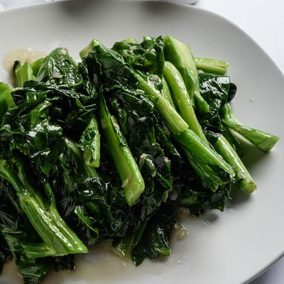 Garlic Chinese Broccoli