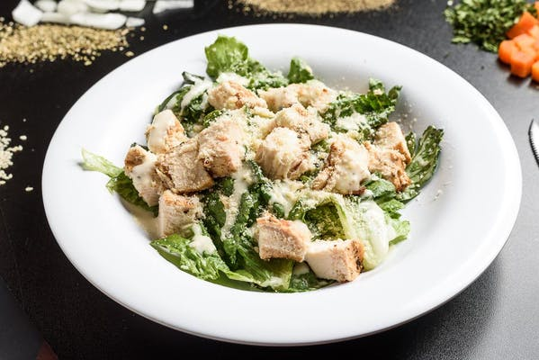 Muscle Maker Caesar Salad