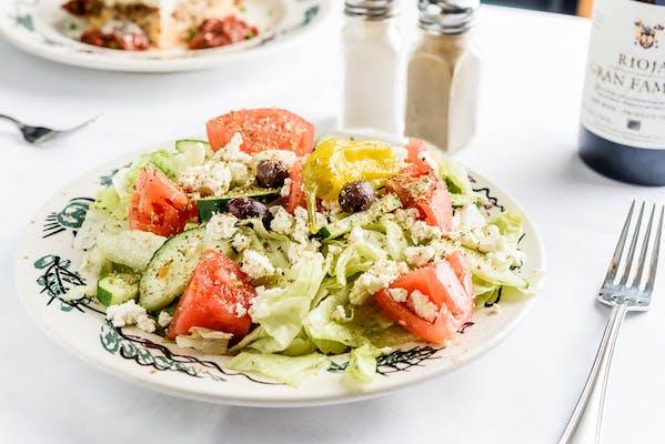 Nabeel's Greek Salad