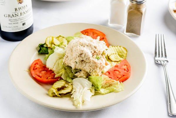Ottavia's Chicken Salad Plate