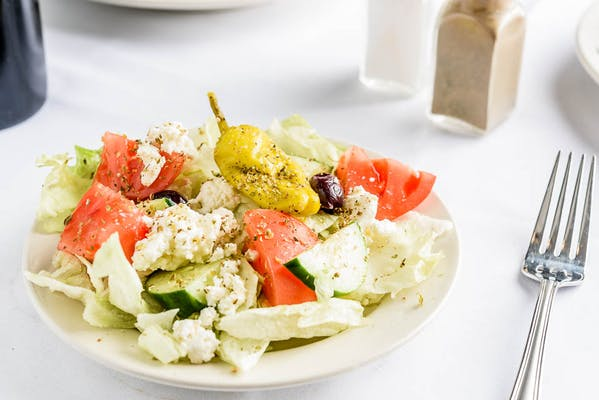Junior Greek Salad