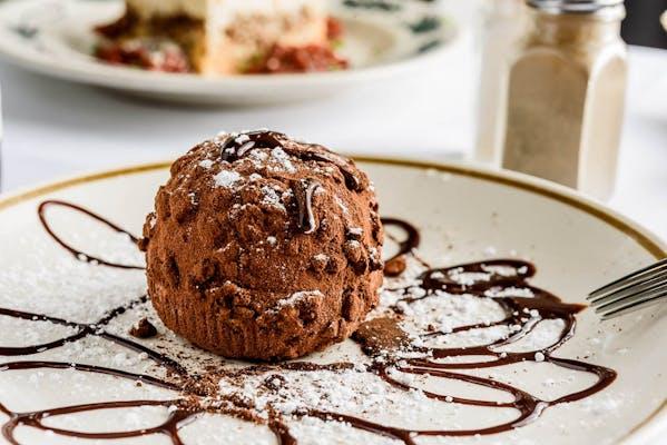 Dark Chocolate Gelato