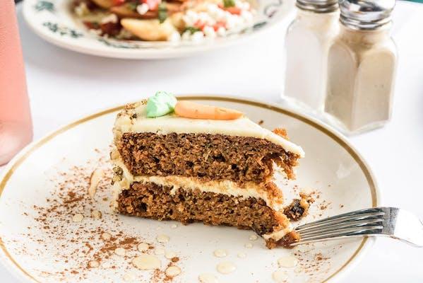 Grandmother's Carrot Cake