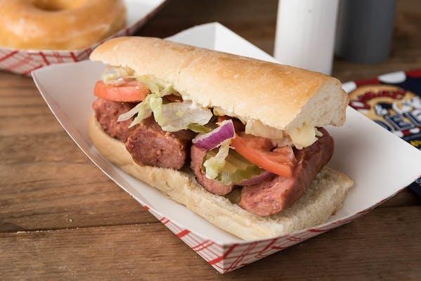 Sausage Bun or Po-Boy