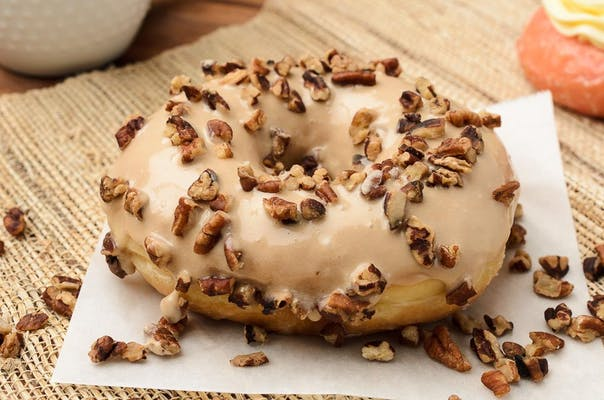Maple Pecan Donut