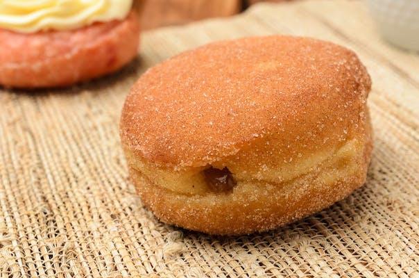 Apple Filled Donut