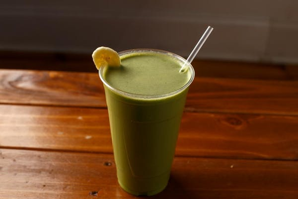 Matcha Greens Smoothie