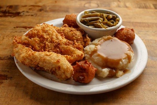 Boneless, Skinless Chicken Breast
