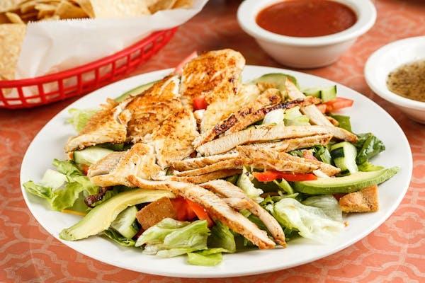 Vallarta Grilled Salad