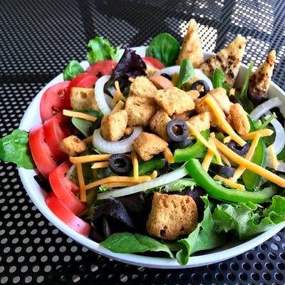 The Veggie Salad