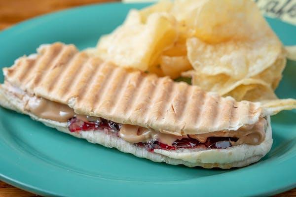 The PBJ Sandwich
