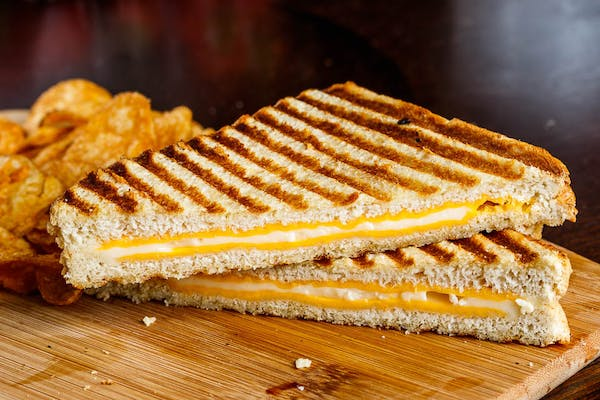 American Grilled Cheese Sandwich