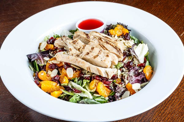 Mixed Fruit & Nuts Salad
