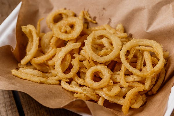 Fried Onion Tanglers