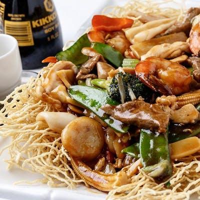 House Crispy Noodles