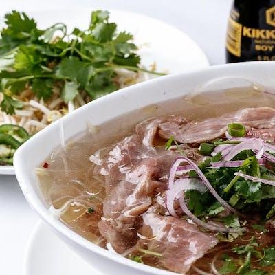 Pho Beef Noodle Bowl