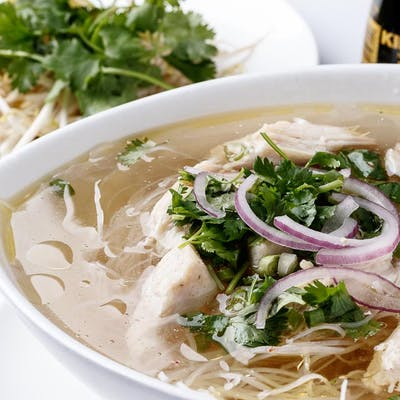 Pho Chicken Noodle Bowl