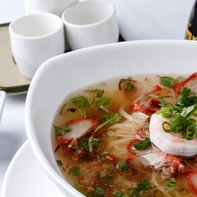 Mekong Delta Noodle Soup