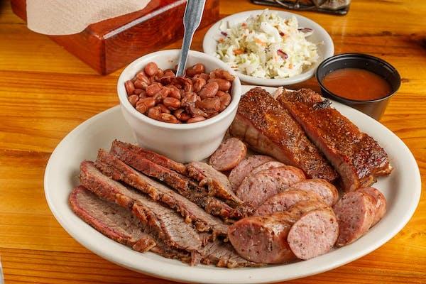 Triple Meat Plate