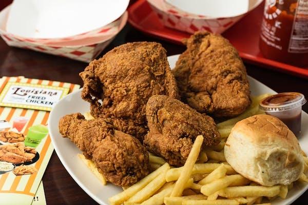 (4 pc.) Chicken