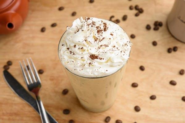Cold-Brew Milkshake