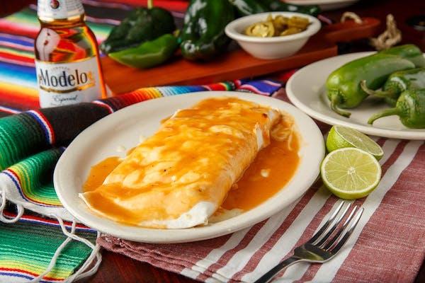27. Burrito Caliente