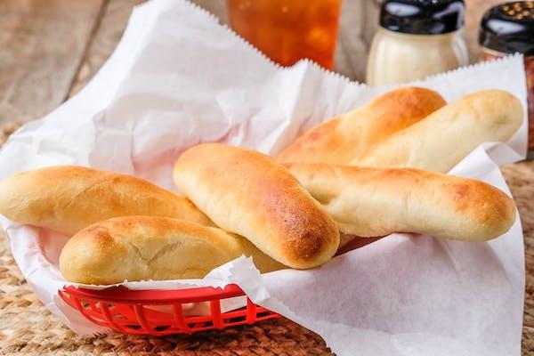 (6 pc.) Parmesan Breadsticks