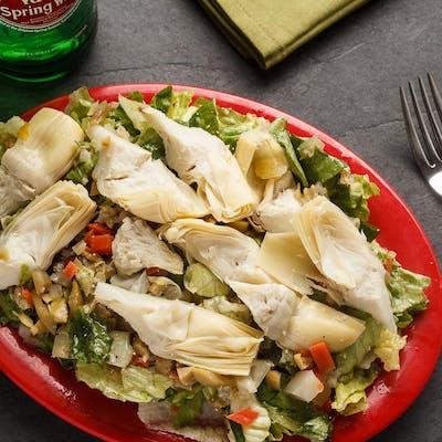 Rebo's Super Soaked Salad