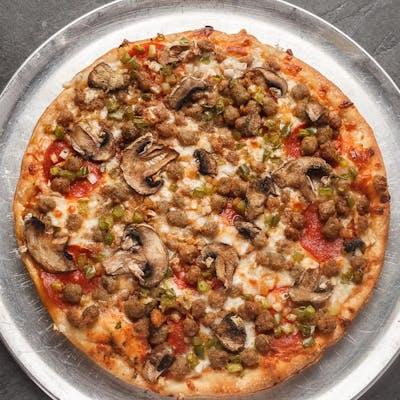 Marilynn's POTA Supreme Pizza