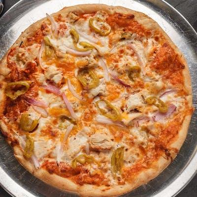 Big Dave's Buffalo Chicken Pizza