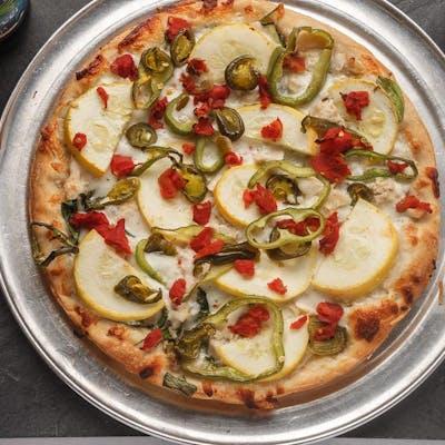 The Eccentric Pizza