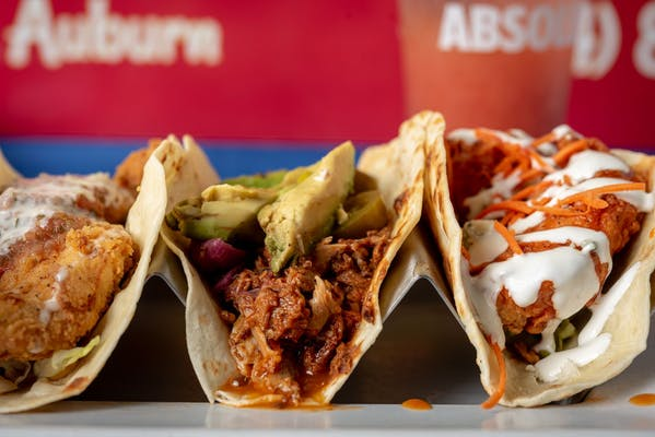 Pork Tinga Taco