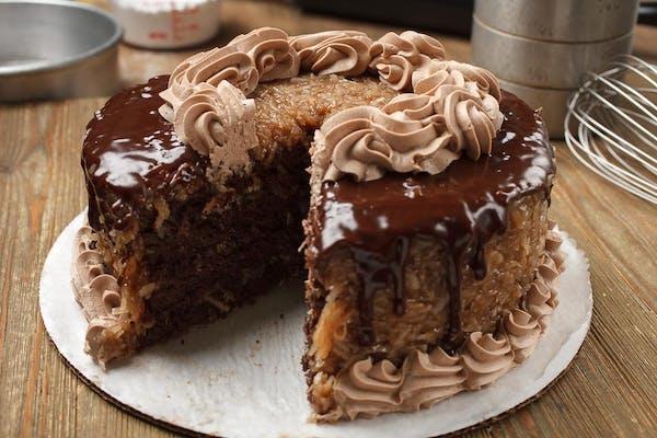 "(8"") German Chocolate Cake"