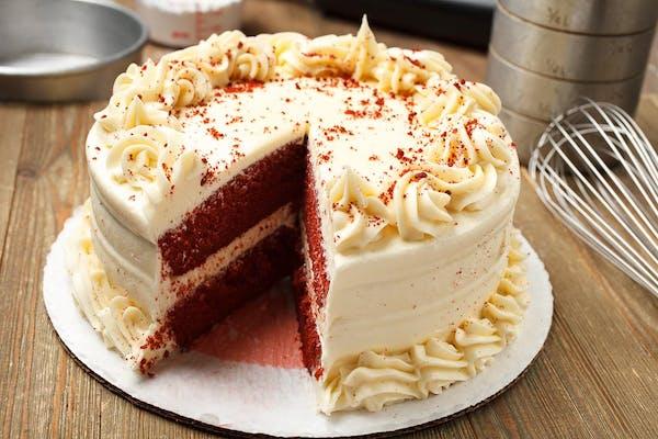 """(8"""") Red Velvet Cake"""