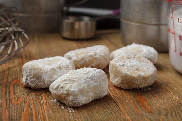 Sand Tart Cookie