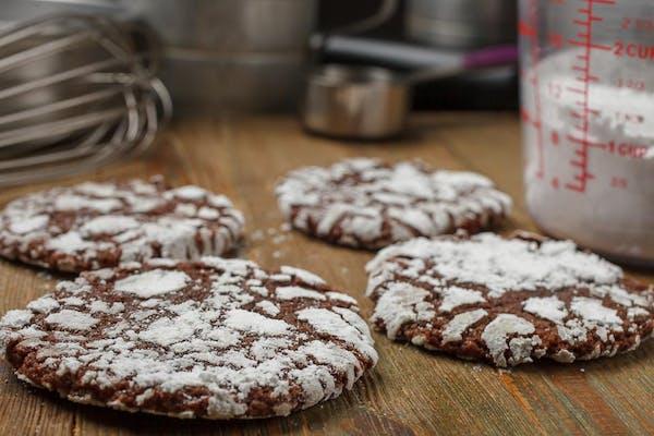 Crinkle Cookie