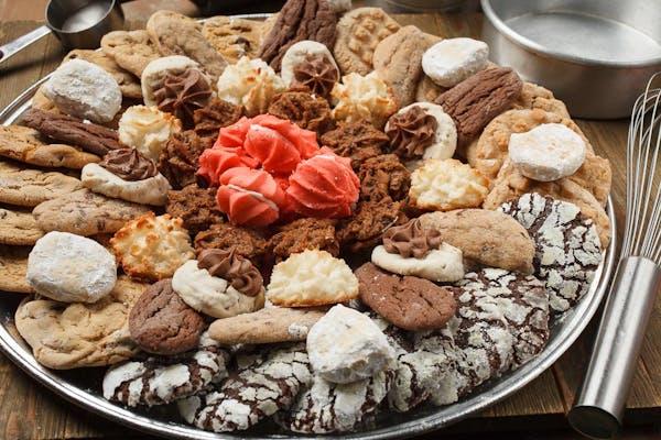 (6) Dozen Cookie Platter