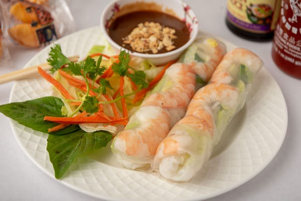 A3 Spring Roll with Shrimp