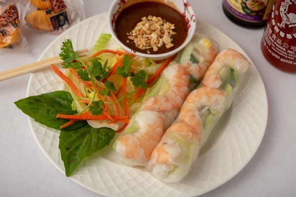 A4 Spring Roll with Pork & Shrimp