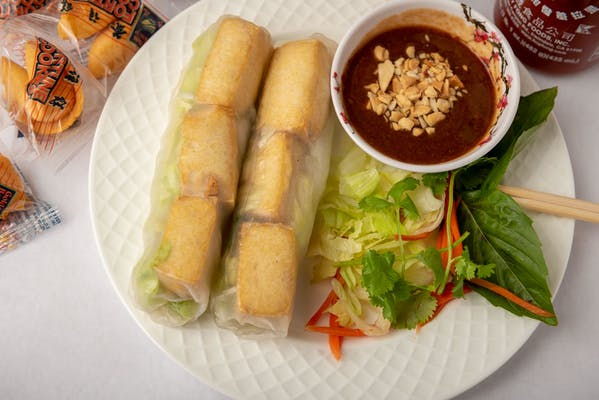 A5 Spring Roll with Tofu