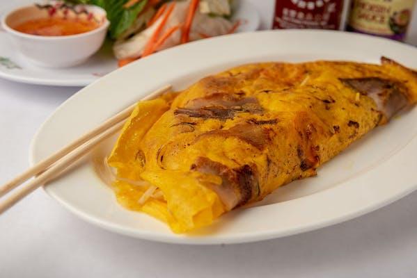 A9 Vietnamese Crepe