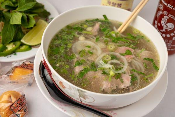 P7 Brisket & Soft Tendon Soup