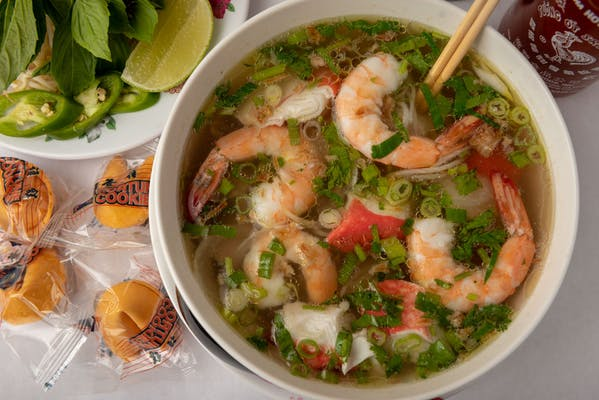 P13 Seafood Soup