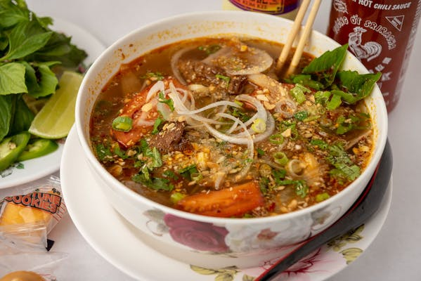P15 House Spicy Beef Soup